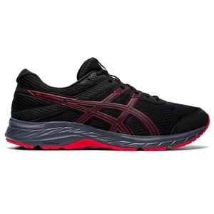 Gel-Contend 6 Erkek Siyah Koşu Ayakkabısı 1011A667-004