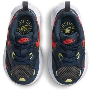 Air Max Fusion (Td) Çocuk Mavi Günlük Ayakkabı CJ3826-400