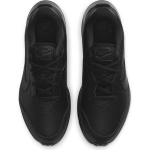 Varsity Leather (Gs) Çocuk Siyah Günlük Ayakkabı CN9146-001