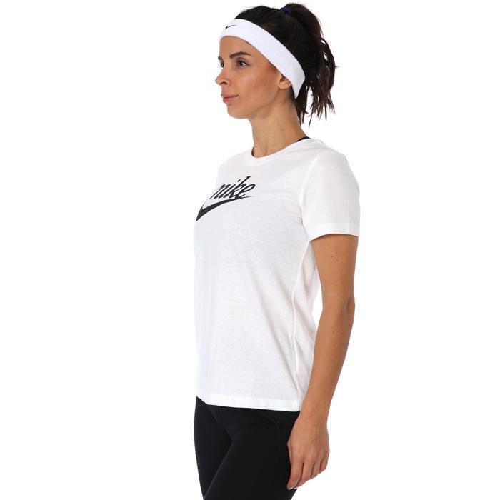 Sportswear Varsıty Kadın Beyaz Günlük Tişört CK4371-100 1174564