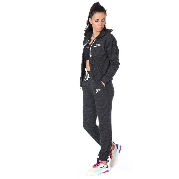 Gym Vntg Kadın Siyah Günlük Stil Sweatshirt CJ1694-010 1173868