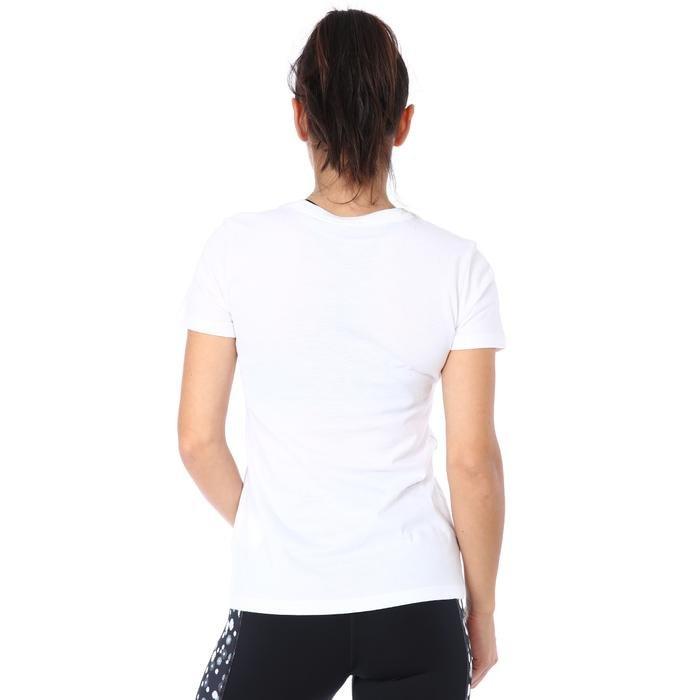 Essntl Icon Futur Kadın Beyaz Günlük Stil Tişört BV6169-100 1113702