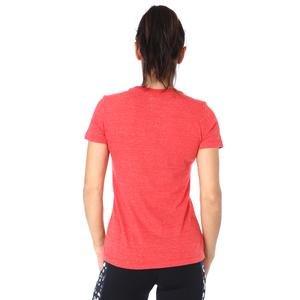 W Nsw Tee Varsity Kadın Turuncu Günlük Stil Tişört CK4371-631