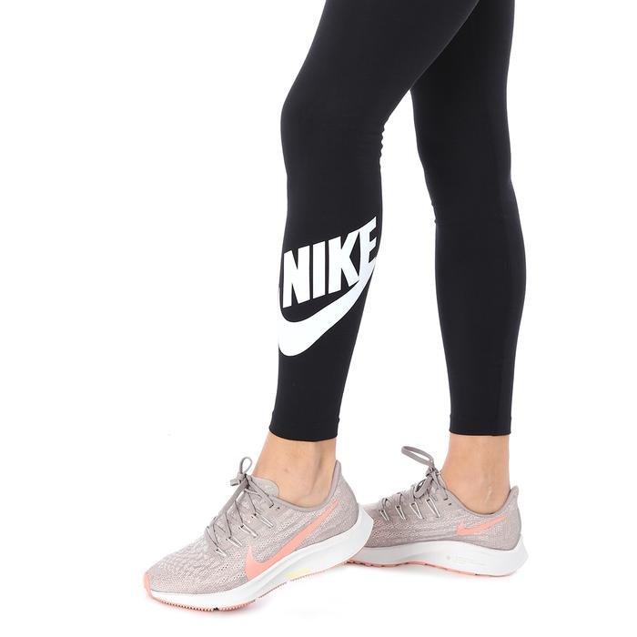 Sportswear High-Waisted Leggings Kadın Siyah Tayt CJ2297-011 1173527