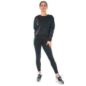 Run Dvn Epic Lx 7_8 Tght Kadın Yeşil Koşu Taytı CU6175-301