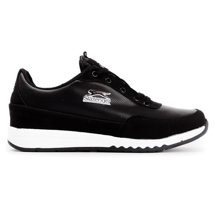 Angle Kadın Siyah Günlük Ayakkabı SA20LK045-510 1237024