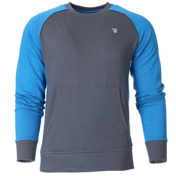 Sweblockcolor Erkek Yeşil Antrenman Sweatshirt 711376-PTR 1160355