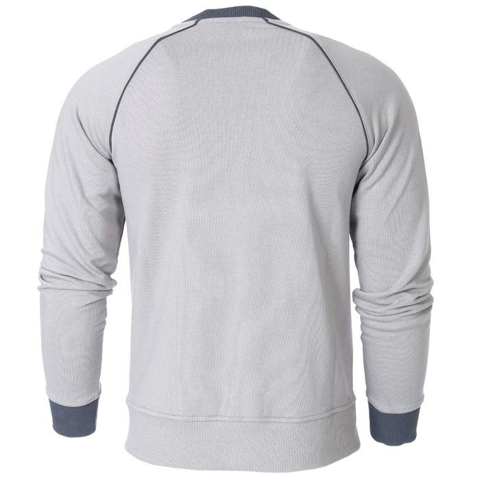 Sweblockcolor Erkek Gri Antrenman Sweatshirt 711376-GRY 1160343