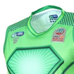Tofaş 2020 Erkek Yeşil Basketbol Forması TKT100125-YSL