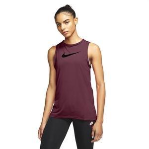 W Np Tank Essentıal Swoosh Kadın Kırmızı Antrenman Atlet CJ3771-638
