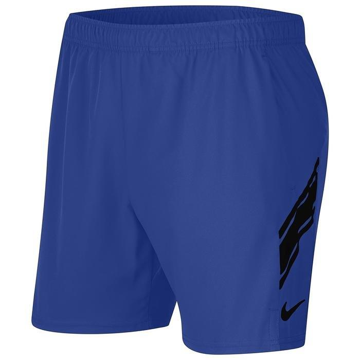 M Nk Dry Short 7In Erkek Mavi Tenis Şort 939273-480 1233349