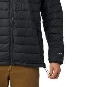 Powder Lite Erkek Siyah Outdoor Mont WO1111-012