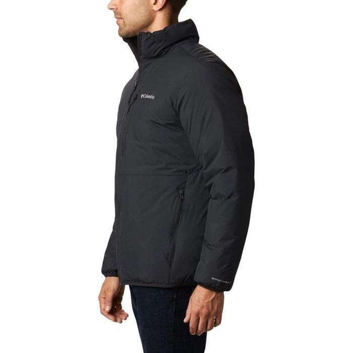 Grand Wall Jacket Erkek Siyah Outdoor Mont WO0993-010 1228855
