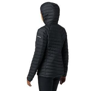 Powder Lite Hooded Kadın Siyah Outdoor Mont WK1499-011