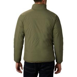 Grand Wall Jacket Erkek Yeşil Outdoor Mont WO0993-397