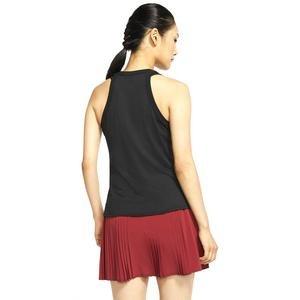W Nkct Dry Tank Kadın Siyah Tenis Atlet AT8983-010