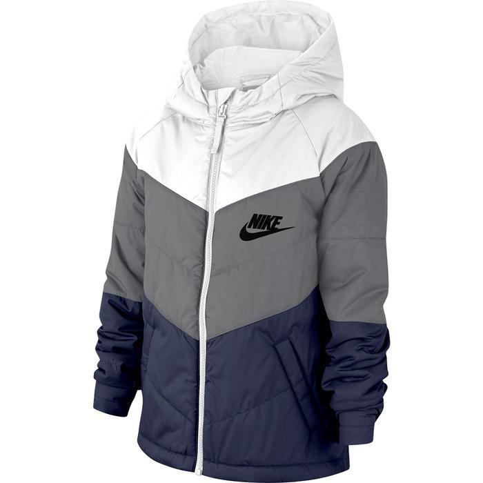 U Nsw Tf Synthetıc Fill Jacket Çocuk Beyaz Günlük Stil Ceket CU9157-102 1234154
