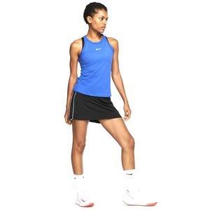 W Nkct Dry Tank Kadın Mavi Tenis Atlet AT8983-480