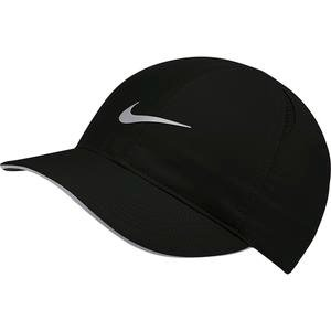 W Nk Df Arobill Fthlt Cap Run Kadın Siyah Koşu Şapka AR2028-010