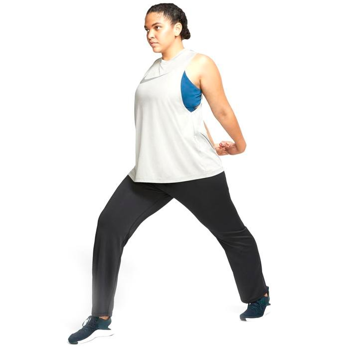 W Nk Pwr Classıc Gym Pant Plus Kadın Siyah Antrenman Pantolon AV9807-010 1234895