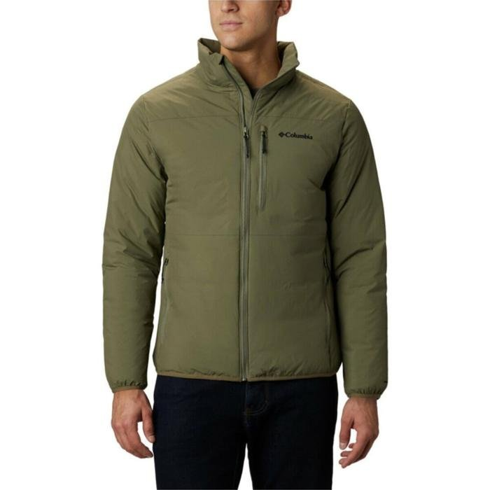 Grand Wall Jacket Erkek Yeşil Outdoor Mont WO0993-397 1228852
