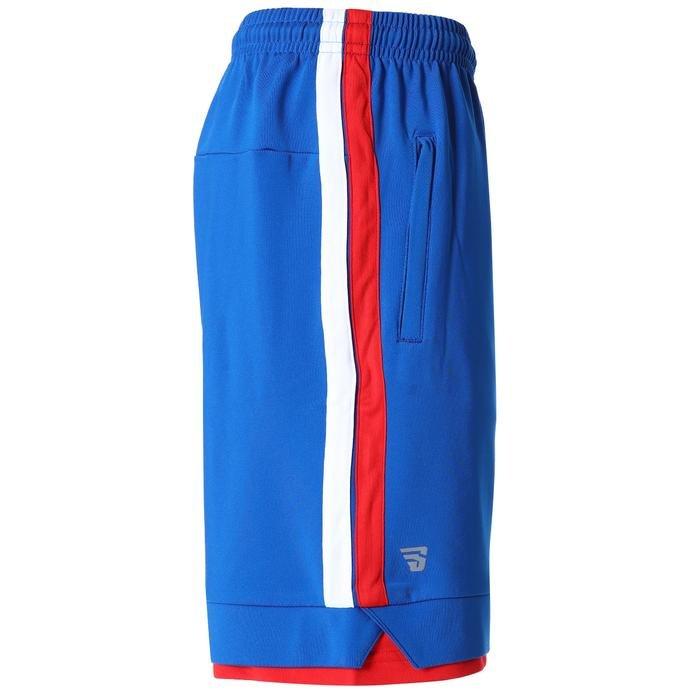 Spt Erkek Mavi Basketbol Şort TKU100102-SAX 1227535