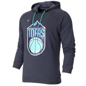 Tofaş 3 İplik Erkek Lacivert Basketbol Sweatshirt TKT100112-ANT