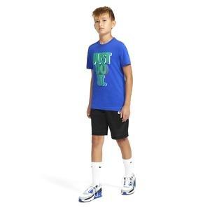 U Nsw Tee JDI Stack Çocuk Mavi Günlük Stil Tişört CU4569-480