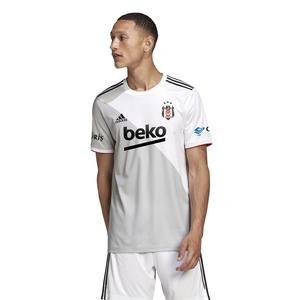 Beşiktaş JK 2020-2021 Erkek Beyaz İç Saha Forması FR4089