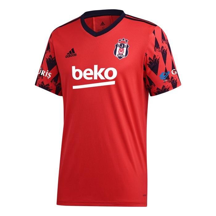 Beşiktaş JK 2020-2021 Erkek Siyah Üçüncü Forma FR4104 1222879