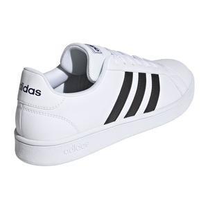 Grand Court Base Erkek Beyaz Günlük Ayakkabı EE7904