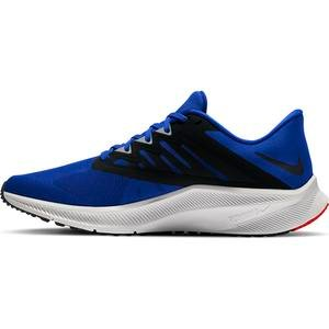 Quest 3 Erkek Mavi Koşu Ayakkabısı CD0230-400