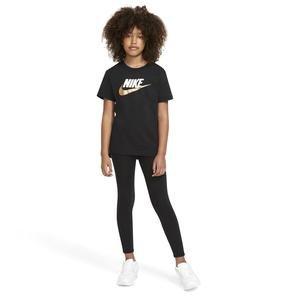 Sportswear Basic Futura Çocuk Siyah Günlük Tişört AR5088-012
