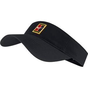 Visor Court Unisex Siyah Tenis Şapkası AQ8297-010