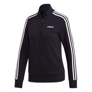 E 3S Tracktop Kadın Siyah Günlük Stil Ceket DP2411
