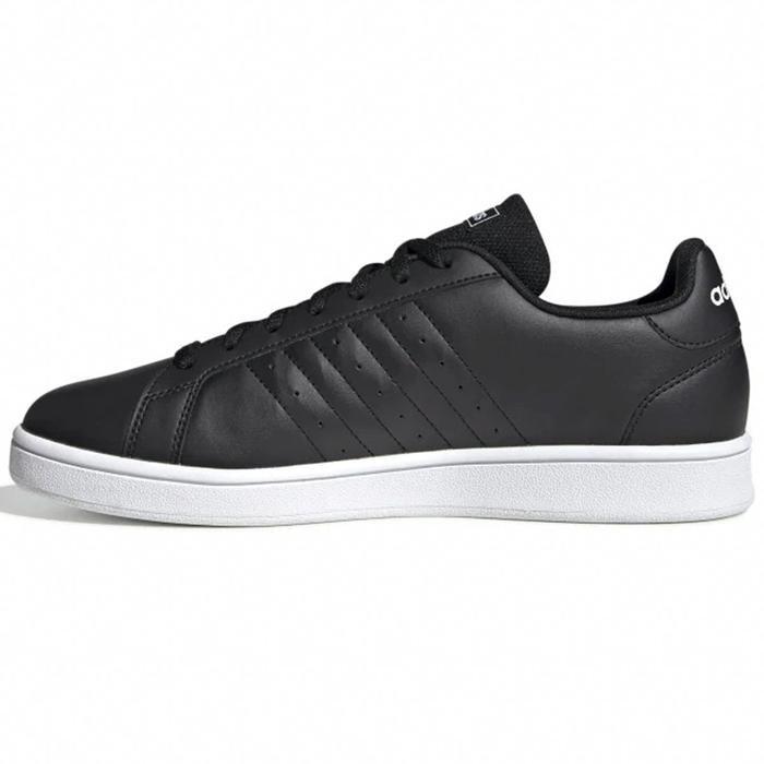 Grand Court Base Erkek Siyah Günlük Ayakkabı EE7900 1148028