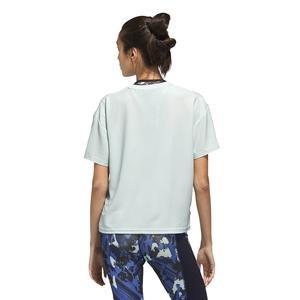 W Roarrr Tee Kadın Gri Günlük Tişört GG3419