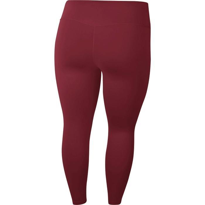 One Tight Plus Kadın Kırmızı Antrenman Tayt CU2917-638 1234850