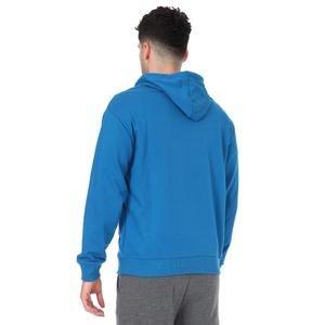 Swemankap Erkek Yeşil Günlük Stil Sweatshirt 711341-PTR