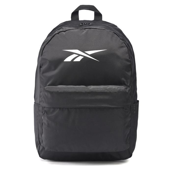 Linear Logo Unisex Siyah Sırt Çantası GC8722 1224740