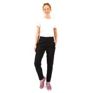 2X I-Lock W Zip Kadın Siyah Günlük Stil Pantolon S202062-001