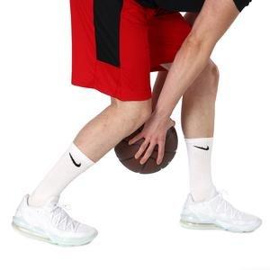 Lebron XVII Low Erkek Beyaz Basketbol Ayakkabısı CD5007-103