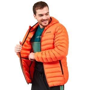 Outerwear M Padded Lightweight Erkek Turuncu Günlük Stil Ceket S202063-700