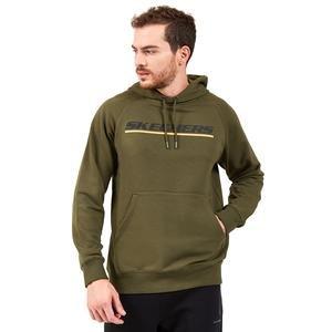 Lw Fleece M Logo Printed Erkek Haki Günlük Stil Sweatshirt S202078-801