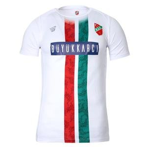 Karşıyaka Erkek Beyaz Futbol Forma TKY100156-BYZ-KSK