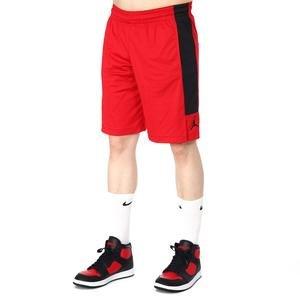 J Air Dry Knit Erkek Kırmızı Basketbol Şortu CD5064-687