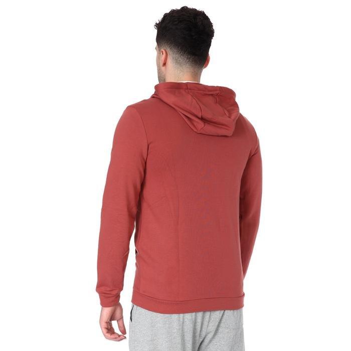M Nk Dry Hoodıe Fz Fleece Erkek Kırmızı Günlük Stil Sweatshirt CJ4317-652 1233262