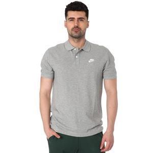 Sce Polo Matchup Pq Erkek Gri Polo Tişört CJ4456-063