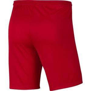 Dry Park III Çocuk Kırmızı Futbol Şortu BV6865-657