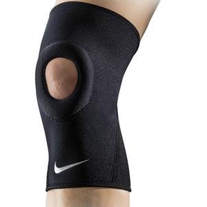 Pro Open-Patella Knee Sleeve 2.0 L Black-White Siyah Antrenman Dizlik N.Ms.38.010.Lg